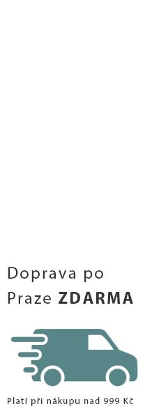 Osobní odběr zdarma v centru Prahy